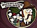Sherlock Holmes: Tea Shop Murder Mystery