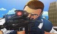 Sniper de la police