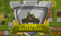 Super Battle City: Tank Game