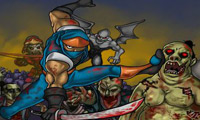 Ninja vs. Zombie 2: Fighting Game