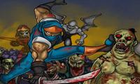 Ninja vs. zombie 2