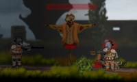 Zombie-oorlog: Avatar