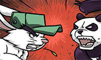 Le soulèvement des pandas
