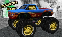 Monsterrace i 3D