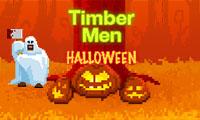 Halloween dos Lenhadores
