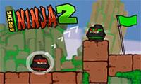 Ninja sauteur 2