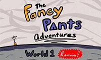 Aventures du pantalon : Monde 1 remix