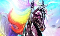 Robot Unicorn Attack: Heavy Metal