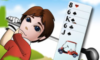 Solitaire Golf Joker