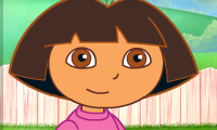 DORA'S PLAYTIME WITH THE TWINS