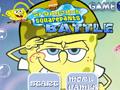 Pertarungan Spongebob