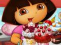 Cupcake Lezat Dora