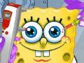 Spongebob Dokter mata