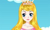 Одевалка для сказочной принцессы