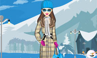Winter Gal Dress Up