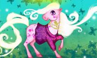 Одевалка: веселый пони