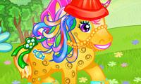 Одевалка: волшебный пони