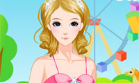 Glamour Princess Dress Up