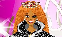 Одень королеву красоты