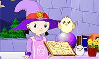 Обставь комнату ведьмочки