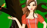 Alice im Wunderland anziehen