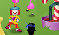 JoJos lustige Bauernhofparade