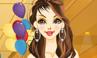 Party Gal Dress-Up