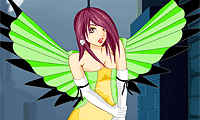 Anime Angel Dress-Up