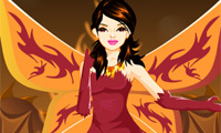 Fairy of Fire Dress-Up
