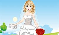 Habillage pour un mariage