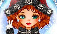 Eskimo Beauty Dress Up