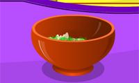 Festín de samosa vegetal