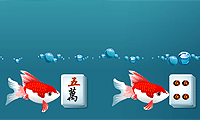 Mahjong & poissons rouges