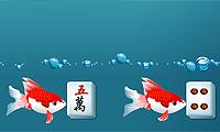 Mahjong met goudvissen