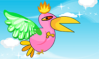 Creador de pájaros de fantasía