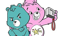 Care Bears: Click and Colour