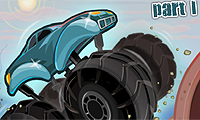 Monstertruckar: Europa