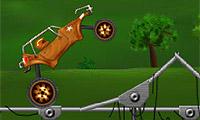Scheuren met je buggy