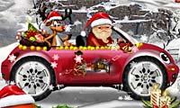 Carro de Papá Noel