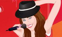 Hannah & Miley Dress-Up