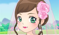 Valentine Bride Dress-Up