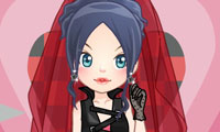 Punk Bride Dress Up