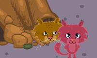 Pet Home Designer: Wildcat Cueva