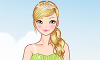 Spring Bride Dress-Up
