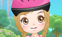 La Pista De Patinaje Girl Dress Up