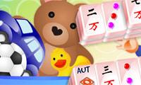 Colección De Juguetes De Mahjong