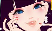 El Viento De La Princesa De Maquillaje
