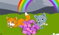 Décoration d'habitat : Loups