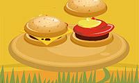Recette d'Emma : Hamburgers