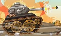 Tank contre zombies